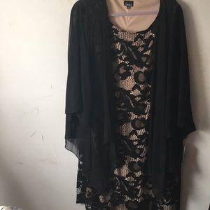Simply Emma dress size 20W NWT
